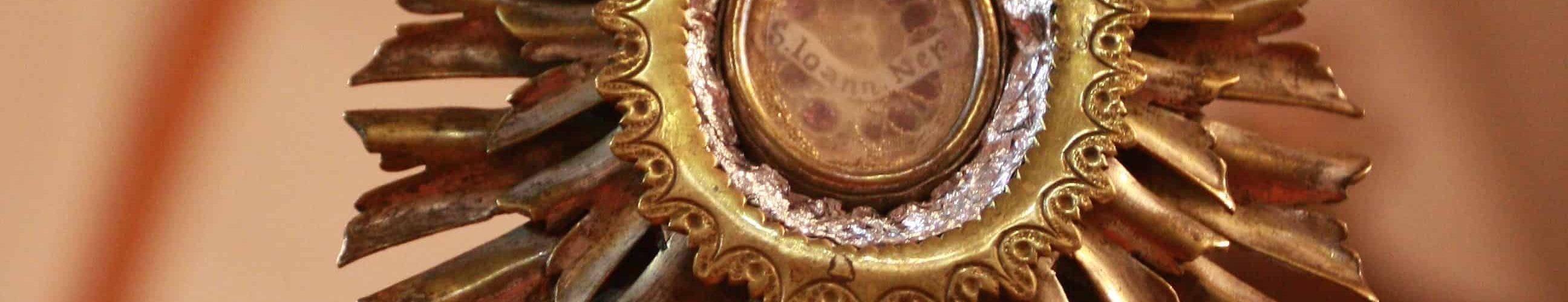 relikvia nepomucky markusovce